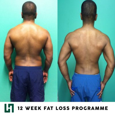 15 weeks of personal fitness coaching
