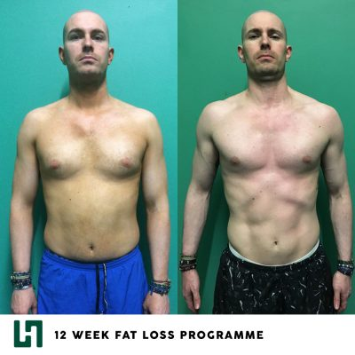 Liam Horne Client Transformations dec 2017